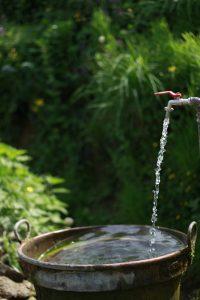 Paziņojums par centralizētās ūdens sistēmas skalošanu