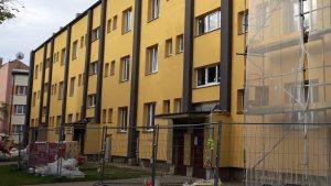 Mājokļu atjaunošana Ādažos turpinās!