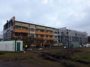 Ēkas atjaunošana, Pirmā iela 23