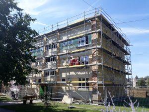 Ēkas atjaunošana, Pirmā iela 29