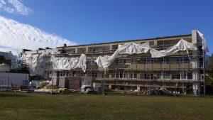 Ēkas atjaunošana, Pasta iela 4-k2