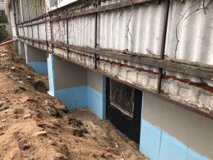 Ēkas atjaunošana, Pasta iela 4-k1