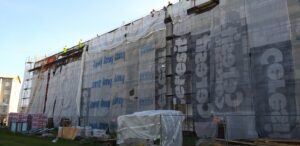 Ēkas atjaunošana, Pirmā iela 33