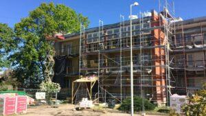 Ēkas atjaunošana, Stacijas iela 13, Carnikava