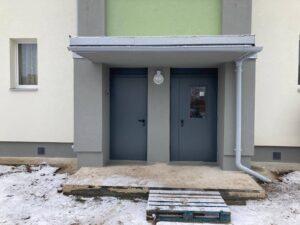 Ēkas atjaunošana, Pirmā ielā 39