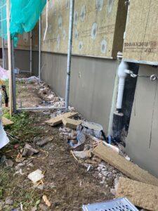Ēkas atjaunošana, Jūras ielā 8, Carnikava